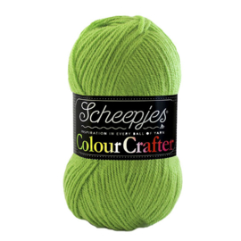 Colour Crafter 2016 Charleroi - Scheepjes