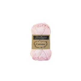 Scheepjes Catona 10 gram 238 Powder Pink