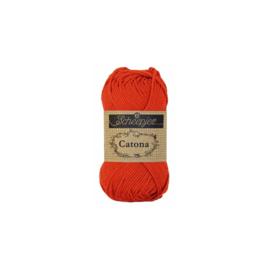 Scheepjes Catona 10 gram 390 Poppy Rose