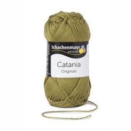 Catania katoen 395 Olijf