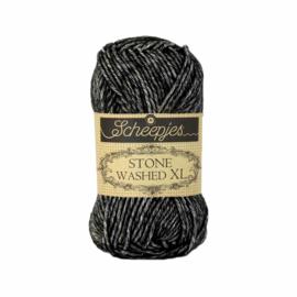 Stone Washed XL 843 Black Onyx - Scheepjes