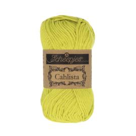 Cahlista 245 Green yellow - Scheepjes