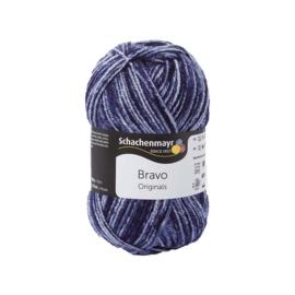 SMC Bravo 8354 Denim dark Blue- Schachenmayr