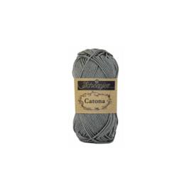Scheepjes Catona 10 gram 242 Metal Grey