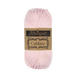 Cahlista 238 Powder pink - Scheepjes