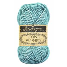 Stone Washed 815 Green Agate - Scheepjes