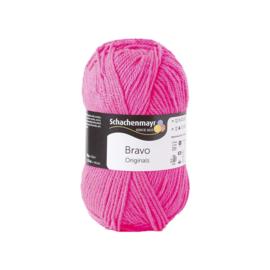 SMC Bravo 8234 Neon roze  - Schachenmayr