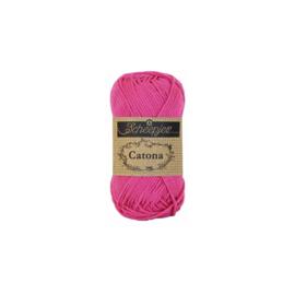 Scheepjes Catona 10 gram 114 Shocking Pink