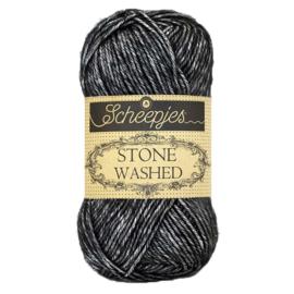 Stone Washed 803 Black Onyx - Scheepjes
