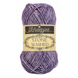Stone Washed 811 Deep Amethyst - Scheepjes