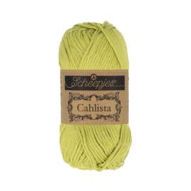 Cahlista 512 Lime - Scheepjes