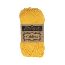 Cahlista 208 Yellow Gold - Scheepjes