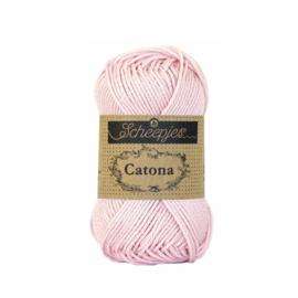 Scheepjes Catona 50 gram 238 Powder Pink