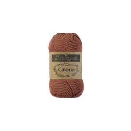 Scheepjes Catona 10 gram 504 Brick Red