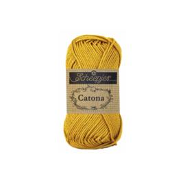 Scheepjes Catona 25 gram 249 Saffron