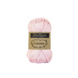 Scheepjes Catona 25 gram 238 Powder Pink