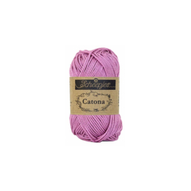 Scheepjes Catona 10 gram 398 Coral Rose