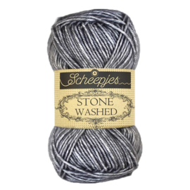 Stone Washed 802 Smokey Quartz - Scheepjes