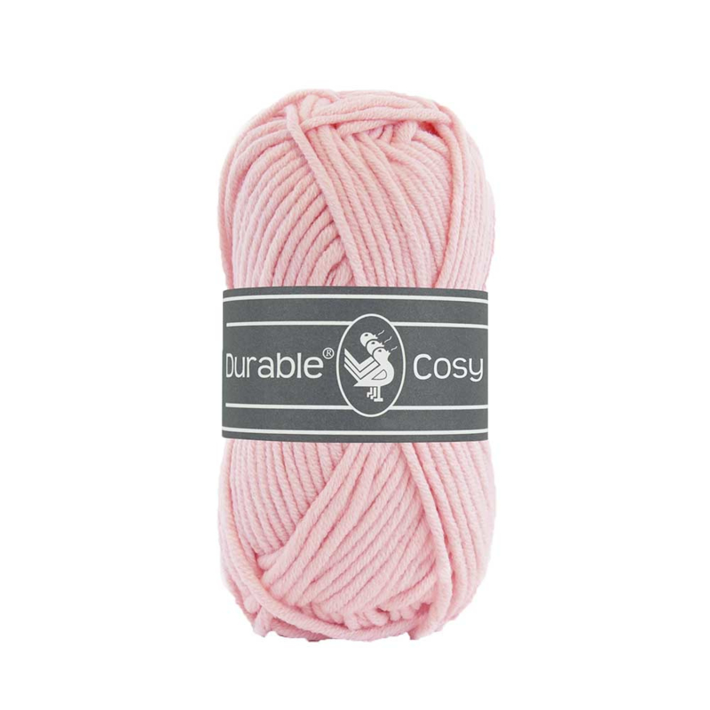 Durable Cosy 204 Light Pink