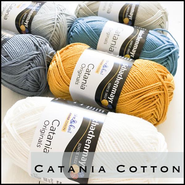 Catania Cotton voor Amigurumi