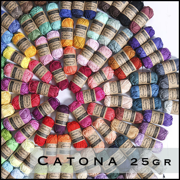 Scheepjes Catona 25 gram