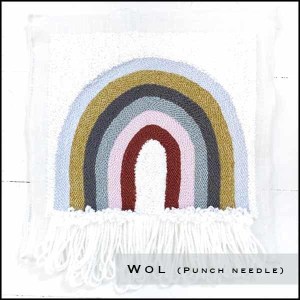 Wol voor Punch Needle