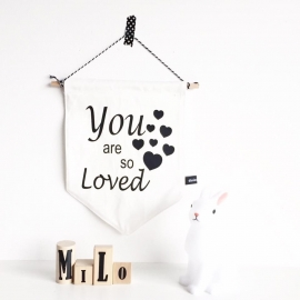 Banner | You are so loved