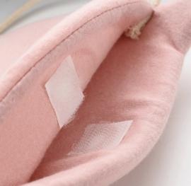 Super schattig vos tasje roze of blauw