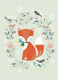 Poster A4 | Flora Waycott Fox