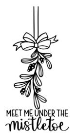 Raamsticker | Mistletoe
