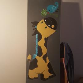 Giraffe voor SENN 💙