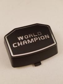"""afdekkap bovenplaat voorvork """"world champion"""""""