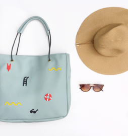 THE LIFE AQUATIC - TOTE