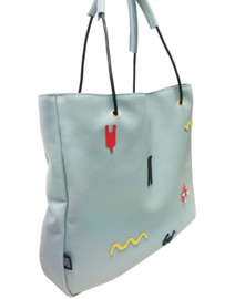 THE LIFE AQUATIC -  SUMMER TOTE