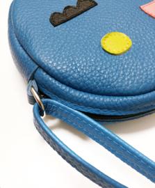 LAKEFRONT LODGE - BLUE & SHAPES