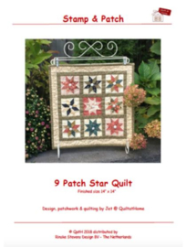 Stamp & Patch - 9 Patch Star