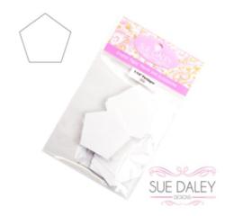 """Sue Daley - Pentagon 1/2"""""""