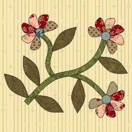 Flowers of Hope - blok 12 (post)