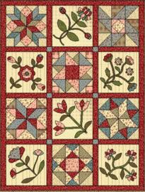 Flowers of Hope - compleet patroon (post)