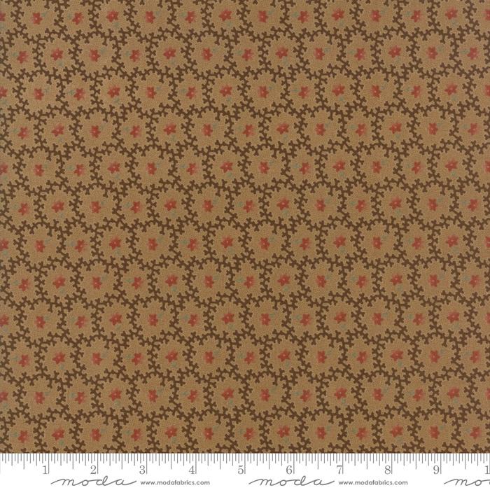 Collection_Bloemetje beige/bruin