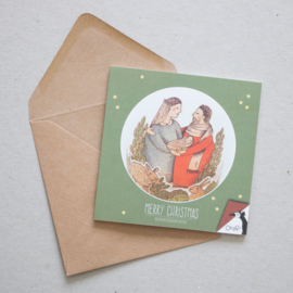 Merry christmas | verkoopprijs € 5,95