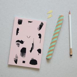 Schrift limited edition | Helehelena | roze