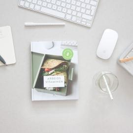 Arbeidsvitaminen - lekker en gezond aan het werk  | verkoopprijs € 17,99