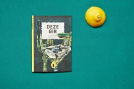Deze gin |  set van 6 | verkoopprijs per stuk € 6,99