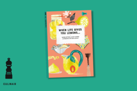 When life gives you lemons |  set van 6 | verkoopprijs per stuk € 6,99