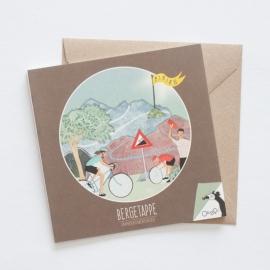 Bergetappe | verkoopprijs € 5,95