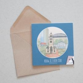 Bouw je eigen stad - Arnhem | verkoopprijs € 5,95