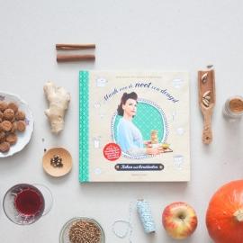 Maak van de noot een deugd - koken met kruidnoten  | verkoopprijs € 7,50