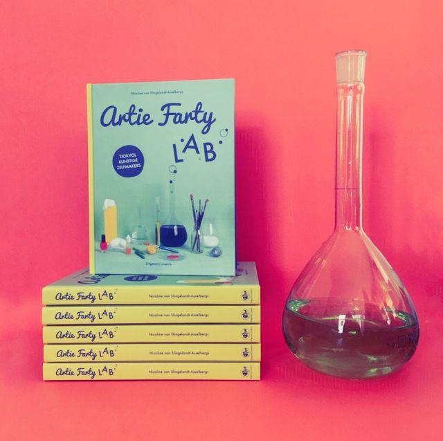 Artie Farty LAB | verkoopprijs € 14,95