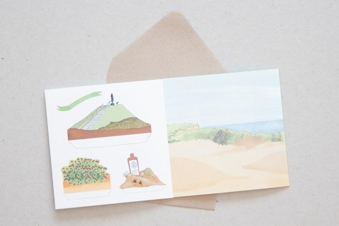 Bouw je eigen eiland - Terschelling | verkoopprijs € 5,95